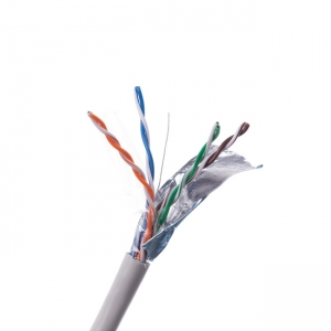 Installation cable F/UTP cat. 5e (305m)