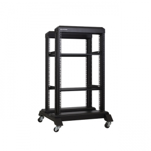 "Open rack 19"" 18U 600x600mm"