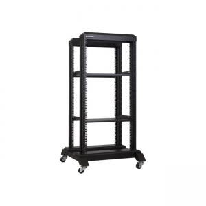 "Open rack 19"" 22U 600x600mm"
