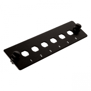Panel for ST adapters for FPD01-A distribution box