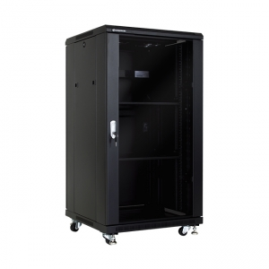 "Floor-standing rack cabinet 19"" 22U 600x600mm"