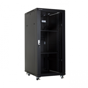 "Floor-standing rack cabinet 19"" 27U 600x800mm"