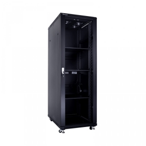 "Floor-standing rack cabinet 19"" 37U 600x1000mm"