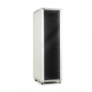 "Floor-standing rack cabinet 19"" 42U 600x1000mm"