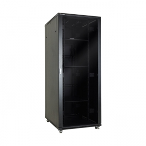 "Floor-standing rack cabinet 19"" 42U 800x800mm"
