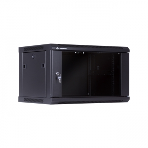 "Hanging rack cabinet 19""  6U 450mm"
