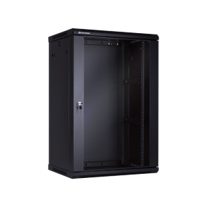 "Hanging rack cabinet 19"" 18U 450mm"