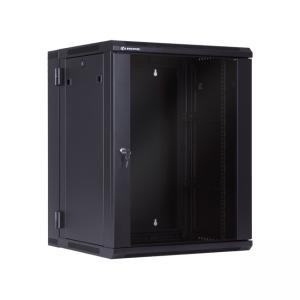 "Two-section hanging cabinet 19"" 15U 550mm"